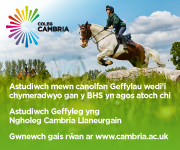 Coleg Cambria 9 W (North Wales Horse)