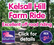 Kelsall Hill Farm Ride (North Wales Horse)