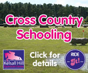 Kelsall Hill XC Schooling (North Wales Horse)